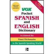Vox Pocket Spanish and English Dictionary by McGraw-Hill