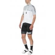 VOTEC EVO Race - Maillot manches courtes Homme - gris/blanc XL Maillots manches courtes sport