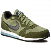 Обувки NIKE - Md Runner 2 749794 300 Legion Green/Black/Palm Green