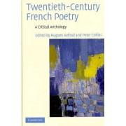 Twentieth-century French Poetry by Hugues Azerad