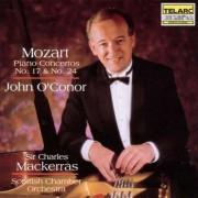 W. A. Mozart - Piano Concertos17&24 (0089408030628) (1 CD)