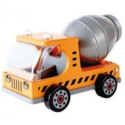 Hape Mix N - Camión de juguete (Multicolor)