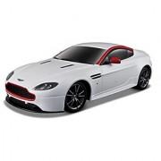 Maisto R/C 1:24 Scale Aston Martin V8 Vantage S Radio Control Vehicle (Colors May Vary)