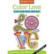 Color Love Coloring Book by Thaneeya Mcardle