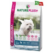 Eukanuba NaturePlus Adult small salmon 2,3kg