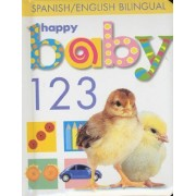Happy Baby: 123 Bilingual by Roger Priddy