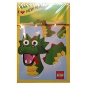 Lego I Love New York Playing Cards. Limited Edition New York City Only 850770