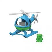 Green Toys Helb-1060 Hélicoptère (Bleu)