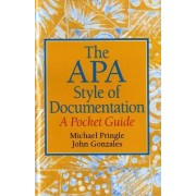 The APA Style of Documentation by Mike Pringle