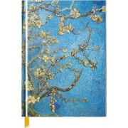 Van Gogh: Almond Blossom (Blank Sketch Book) by Flame Tree Studio