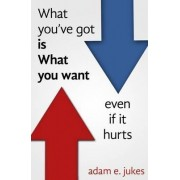 What You've Got is What You Want - Even If it Hurts by Adam Jukes