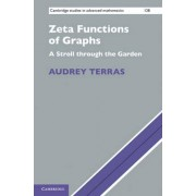 Zeta Functions of Graphs by Audrey Terras