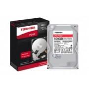 Disco Duro Interno Toshiba P300 3.5'', 500GB, SATA, 6 Gbit/s, 7200RPM, 64MB Cache