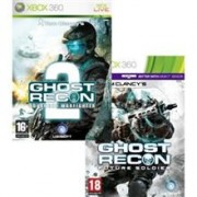 Tom Clancy's Ghost Recon Future Soldier And Advanced Warfighter 2 Xbox360