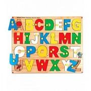 Skillofun Alphabet Picture Tray With Knobs