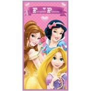 Badlaken Princess fairytale: 70x140 cm