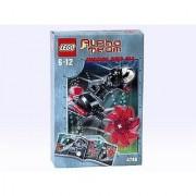 Lego Alpha Team Evil Ogel Attack 4798