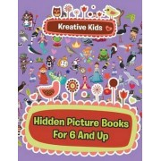 Hidden Picture Books for 6 and Up by Kreative Kids