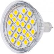 Żarówka 24 LED SMD MR16 5300K