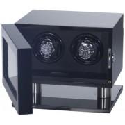 Raoul U. Braun - Vetrina rotore per 2 orologi Unisex - adulto
