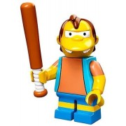 Lego 71005 The Simpson Series Nelson Muntz Simpson Character Minifigures
