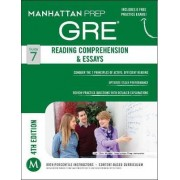 Reading Comprehension & Essays GRE Strategy Guide, 4th Edition by Manhattan Prep