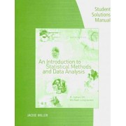 An Introduction to Statistical Methods and Data Analysis Student Solutions Manual by R Lyman Ott