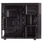 Boîtier PC Moyen Tour Carbide 100R Silent Edition