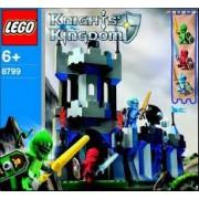 Walls 8799 of the Kingdom of Morushia Castle Lego knight (japan import)