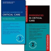 Oxford Handbook of Critical Care and Emergencies in Critical Care Pack by Mervyn Singer