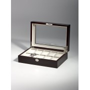 Rothenschild Ceas cutie RS-2062-10EB pentru 10 Ceasuri abanos