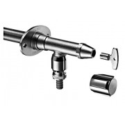 Set robinet pentru exterior rezistent la îngheţ POLAR II