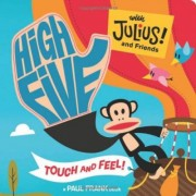 High Five with Julius by Paul Frank