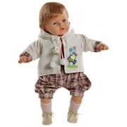 Baby Dulzon Crying Doll. Size 62 Cm.