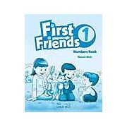 First Friends 1 - Numbers Book