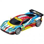 """Carrera GO!!! - Coche de juguete Ferrari 458 Italia GT2 """"AF Corse, No.51"""", escala 1:43 (20064053)"""