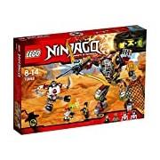 LEGO 70592 Ninjago Salvage M.E.C. Building Set - Multi-Coloured