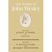 The Works: Journals and Diaries v.22 by John Wesley