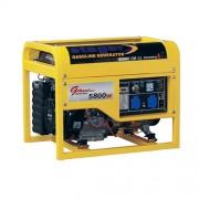 Generator de curent trifazat Stager GG 7500-3, 6.3 kW, motor 4 timpi, benzina
