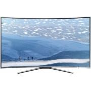 Televizor LED Samsung UE49K6502, curbat, Ultra HD, smart, PQI 1600, USB, 49 inch, DVB-T2/C/S2, argintiu