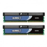 Memorie Corsair 8GB (2x4GB) DDR3, 1600MHz, CL9, Dual Channel Kit, CMX8GX3M2A1600C9