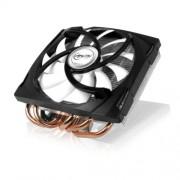ARCTIC Accelero Mono Plus - Dissipatore per scheda grafica NVIDIA e AMD Radeon - fino a una potenza di raffreddamento di 200 Watt attraverso due ventole da 120mm PWM
