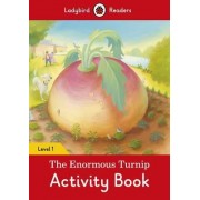The Enormous Turnip Activity Book - Ladybird Readers: Level 1 by Ladybird