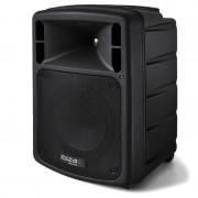 IBIZA PORT10 портативна PA DJ тонколона с DVD/CD USB плеър (Port10DVD-VHF)