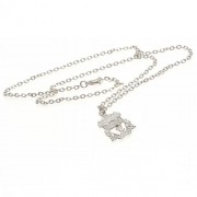 Liverpool FC Pendant & Chain - Silver Plated