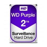 Disco Duro para Videovigilancia Western Digital Purple 3.5'', 2TB, SATA III, 6 Gbit/s, 64MB Cache