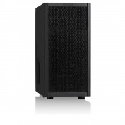 Fractal Design CORE 1000 Mini Black Computer Case FD-CA-CORE1000-BL