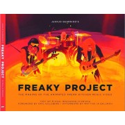 Freaky Project : The Making Of The Animated Freak Kitchen Music Video (By Blacksad Artist)