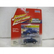 Gary & Susan Wright's 1941 Willy's In Blue Diecast 1:64 Scale Willys Gassers By Johnny Lightning