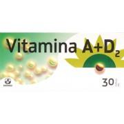 Biofarm Vitamina A+D2 (30 capsule moi)